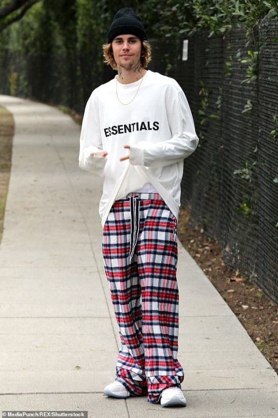 Cameo Star: Justin Bieber, 27, will appear at an upcoming unwritten gathering of friends dressed in Ross' costume