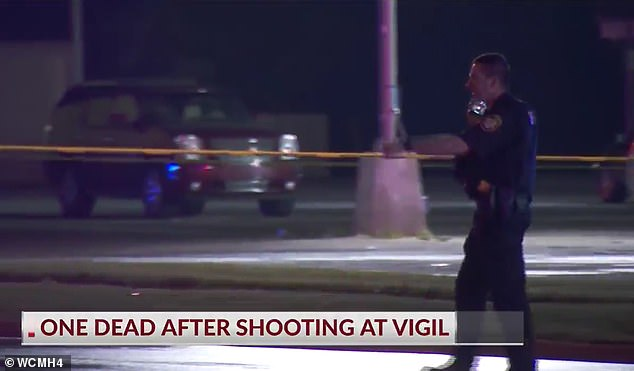 Columbus Police and the Ohio Criminal Investigation Bureau responded to the scene