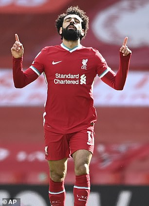 Liverpool are said to be among the teams to have agreed