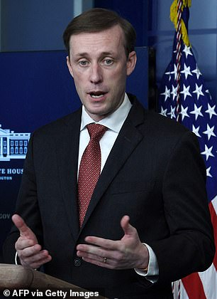 National Security Adviser Jake Sullivan