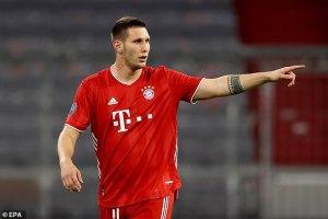 """Chelsea """"increased interest in Bayern Munich defender Niklas Sule"""""""