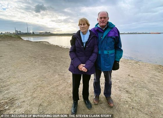Doris and Charles in the picture said they hope the documentary will provide them with more information about Steven's disappearance