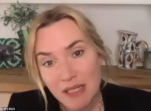 Opening: Kate Winslet opened up about her daughter Mia's acting career