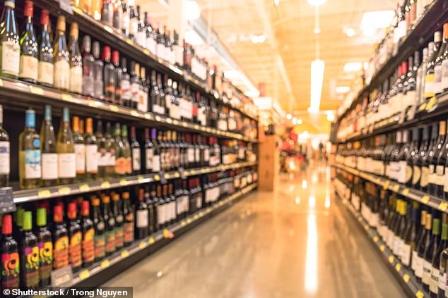 'Nannying' scientists are calling for alcohol to be stripped from supermarket shelves and soldexclusively in off-licences