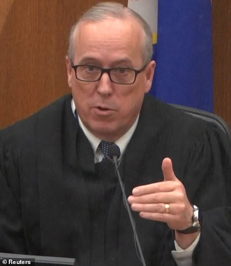 Democrats threatened to derail Derek Chauvin's murder trial multiple times by ignoring Judge Peter Cahill's orders to stop talking about it because their comments could influence the jury