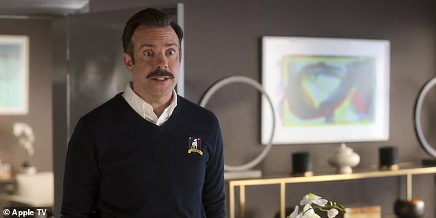 Ted returns:Jason Sudeikis leads the cast as Ted, who has been drafted into AFC Richmond from America, but teaches the team and much more than just new football skills