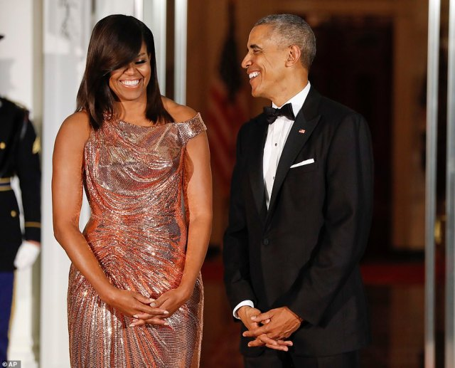 Barack and Michelle Obama have said the jury did 'the right thing' in finding Derek Chauvin guilty on all charges but said more needs to be done