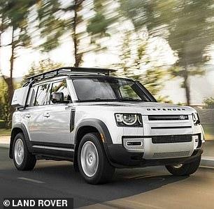 The Land Rover Defender wonWorld Car Design of the Year