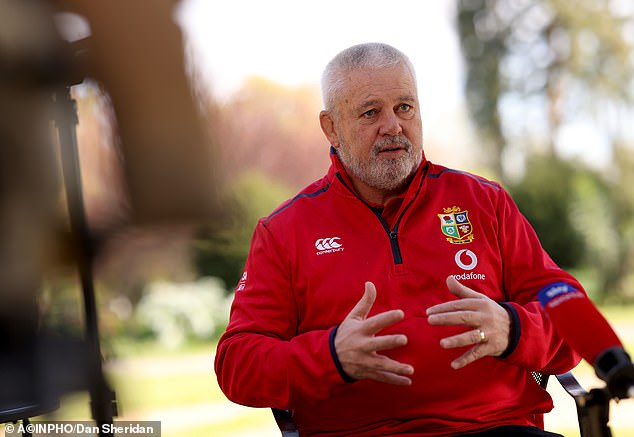 The decision is a huge boost to boss Warren Gatland, who was concerned about preparations