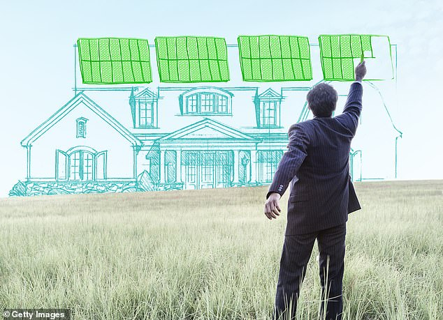 Eco-friendly: More green mortgage options could encourage landlords to make improvements