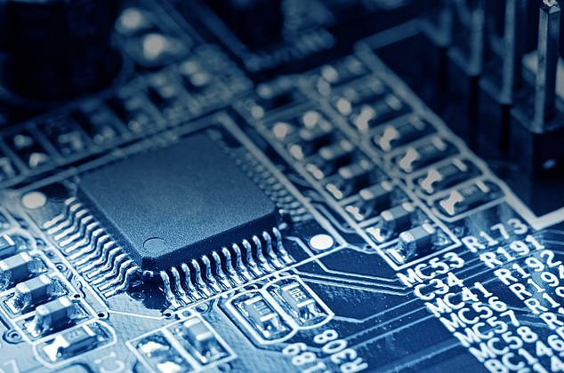 Tech triumph: Canadian chip designerAlphawave IP is planning a £3bn float in London