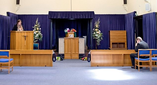 Ministers hinted they may relax social distancing restrictions so grieving relatives can physically comfort each other. But no change is likely until May 17 at the earliest, and Downing Street is refusing to re-examine the cap of 30 for funerals in England