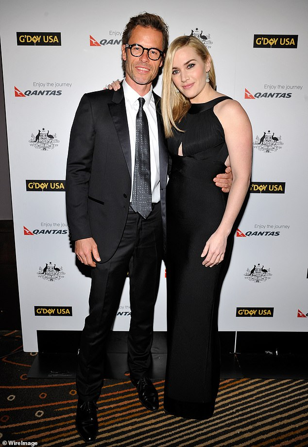 This is when the co-stars become good friends!  Guy Pearce has revealed that Neighbors super fan Kate Winslet will perform the theme song for him on the iconic Australian soap opera on the set of their crime drama, Mare of Easttown.