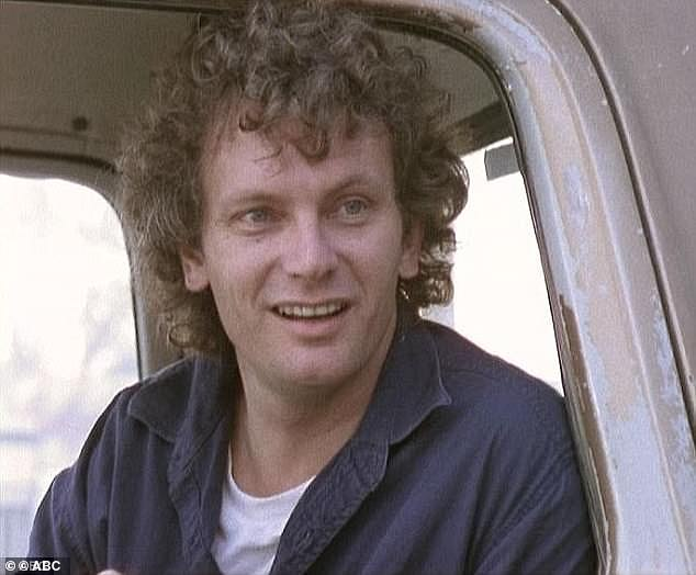 Claim to fame:With his mop of curly hair, actor Richard Moir was instantly recognisable as the loveable single father Tony Twist in seasons one and two