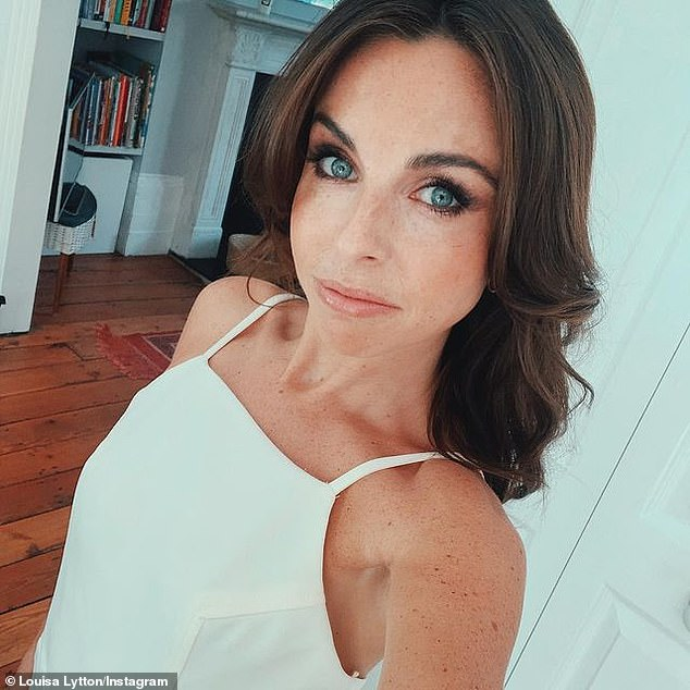 Tough: The actress revealed in January she and her fiancé Ben have booked their big day for July, but will cancel their wedding if their guests cannot attend