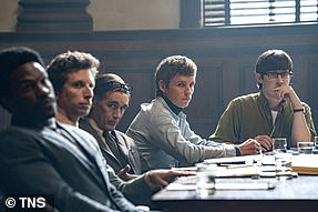 Best Picture:The Trial of the Chicago 7 is one of the eight films nominated