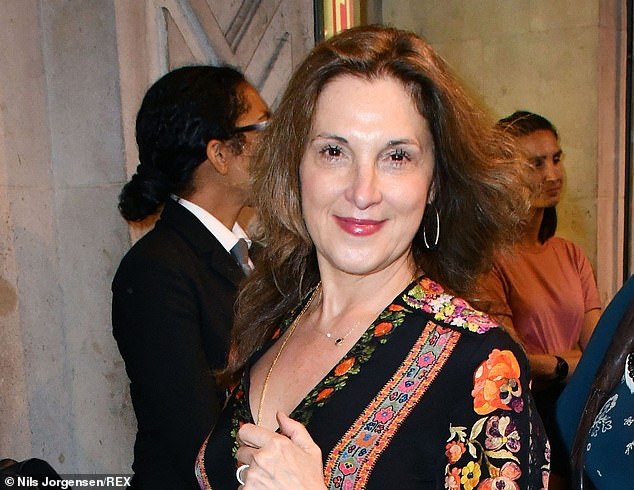 Bond film producer Barbara Broccoli, pictured, is also among those who signed the letter