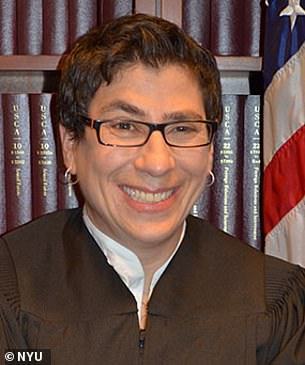 Judge Alison Nathan is presiding over Maxwell's case