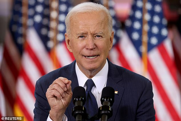 Finger on the pulse:Joe Biden certainly spoilt the party with his plan not only to increase taxes in the US, but to tax capital gains as income