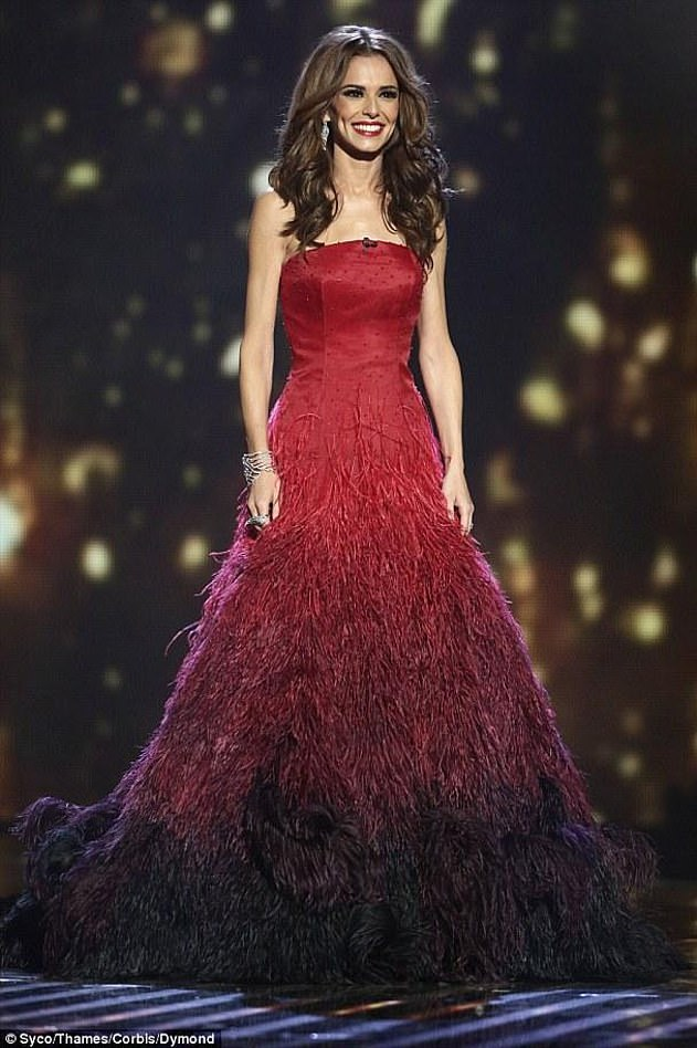 Time for a comeback?The next few months seem to be shaping up to be busy ones for Cheryl as she's also been tipped for a return to The X Factor in 2022 (pictured on the show in 2015)
