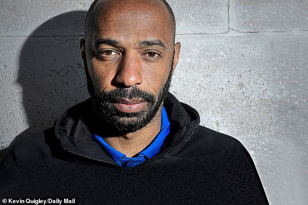 Henry told Sportsmail last month he wanted football to show the 'strength of the pact'