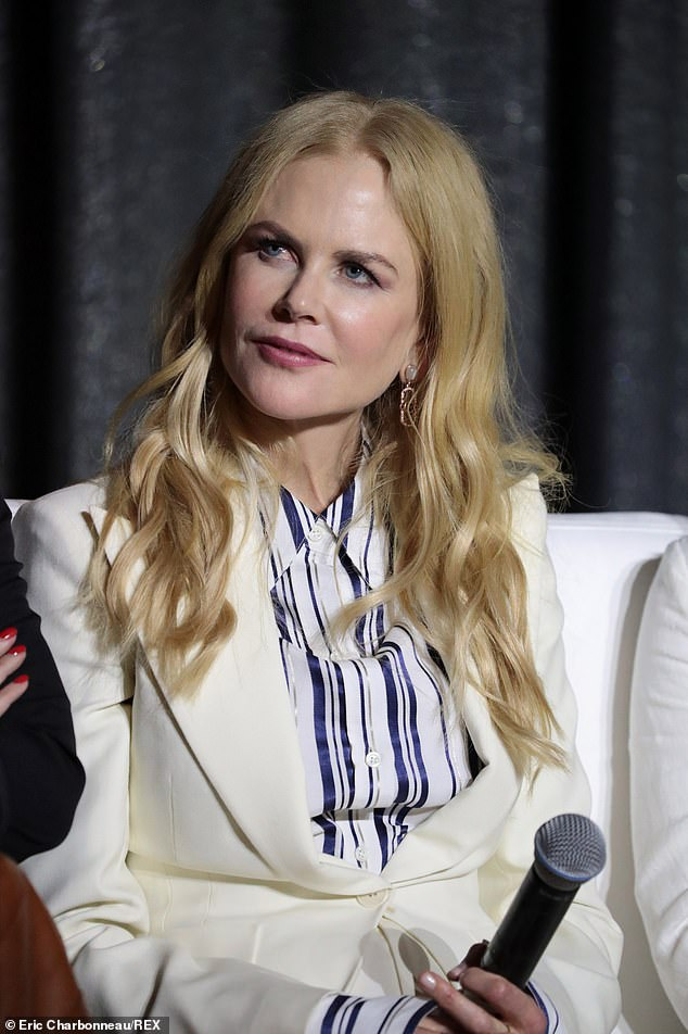 Nicole Kidman was made to look like she endorsed the cryptocurrency in order to gain the trust of investors