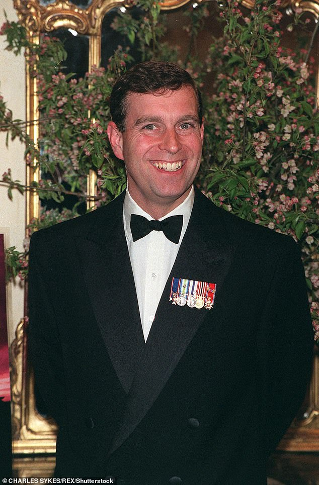 Demand to play the prince is so low that producers have advertised the job on Spotlight, a database for actors, as a 'very good role'. Pictured, the Duke of York in 1997 in New York