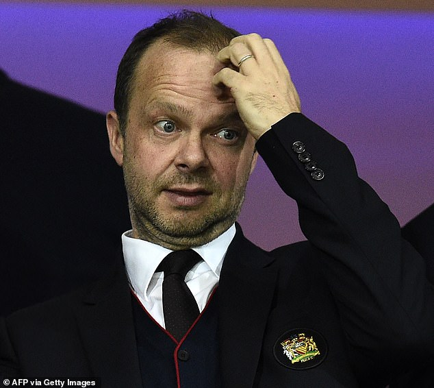 The Glazer family will be left scratching their heads with safety blanket Ed Woodward leaving