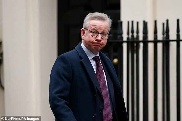 Michael Gove described adystopian image of what the streets would look like if they did not take immediate action