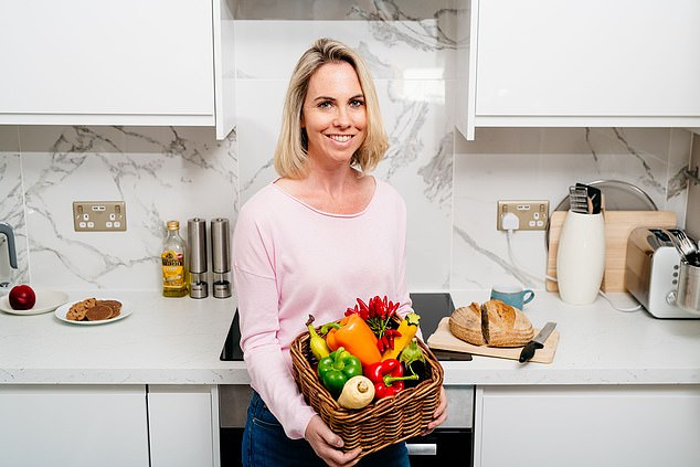 Tessa Clarke, 44, who lives in Wiltshire, co-founded free app Olio in 2015, which tackles the problem of food waste and is used in 59 countries by 4 million people