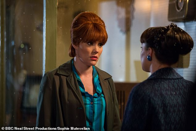 It was in 2014 when Emerald sprang to fame in as boisterous redheaded nurse Patsy Mount on Call The Midwife
