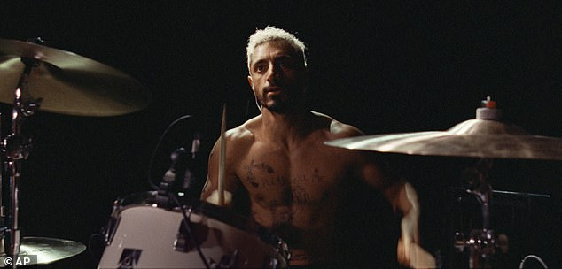 Awards: Paul was nominated for Best Supporting Actor for Sound of Metal, in which he was the head of a shelter for deaf recovering addicts and mentor to lead Ruben (Riz Ahmed, pictured)