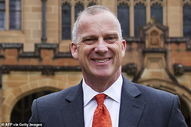 Provost of University College London Dr Michael Spence said disagreeing well had been lost