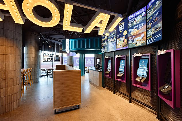 US fast food chain Taco Bell is set to open its first restaurant in central Sydney - complete with a music booth, a Mexican-inspired menu and free drink refills