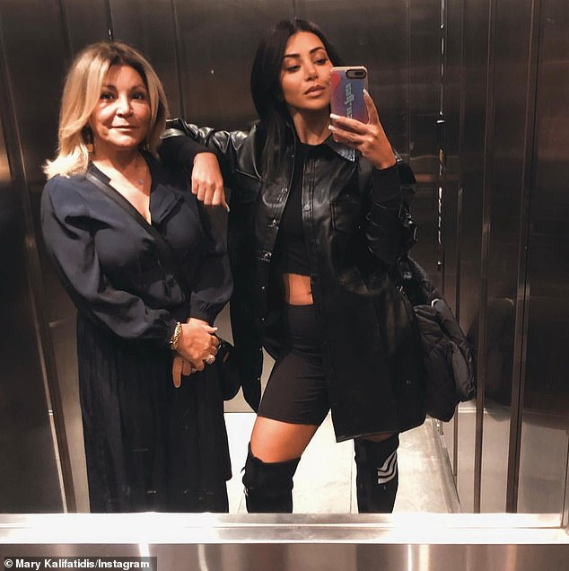 Only joking!Radio hosts Kyle Sandilands and Jackie 'O' Henderson then let Mary know the phone call was just a prank and she didn't need to drive to the crash site