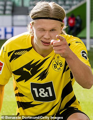 Danny Murphy believes Erling Haaland will join one of the Manchester clubs this summer