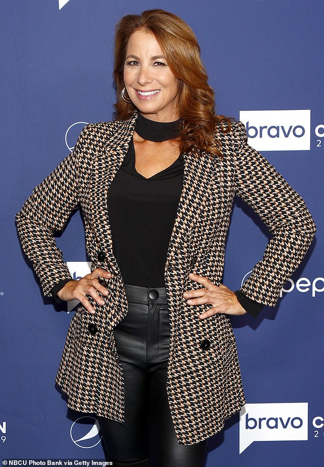 Not happening: Real Housewives Of New York alumna Jill Zarin will not be joining the Real Housewives Mashup super-series despite rumors. She's seen in 2019 above
