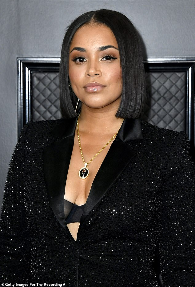 The latest:Lauren London, 36, said she wanted to show her two sons she was getting back to normal by accepting a role in the upcoming film Without Remorse