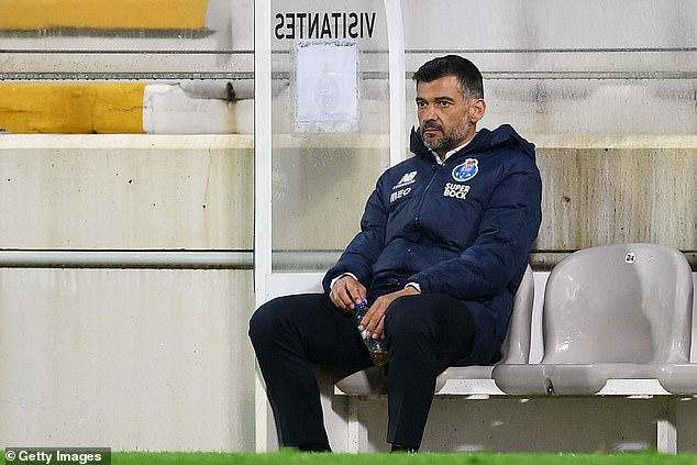 Feisty Porto boss Sergio Conceicao