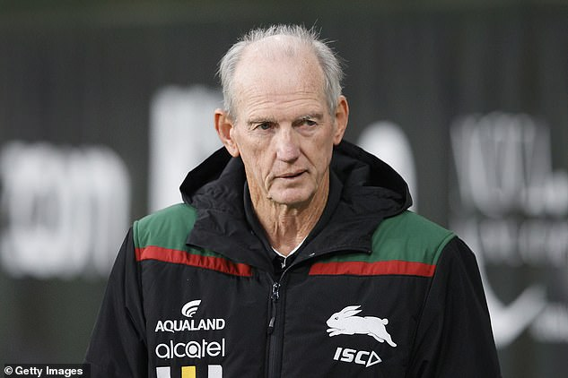South Sydney coach Wayne Bennett (pictured) said he has been behind the idea for a long time