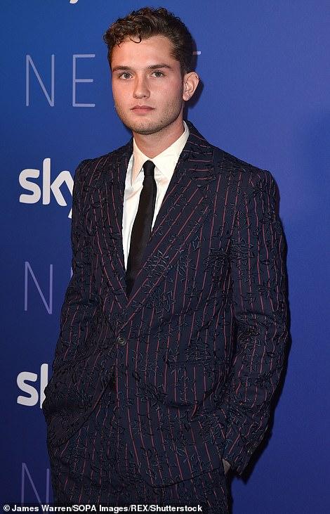 Cast: Jude Law's son Rafferty is portraying Sgt. Ken Lemmons in the show