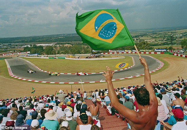 F1 could be on its way back to Africa for the first time since Kyalami hosted 28 years ago