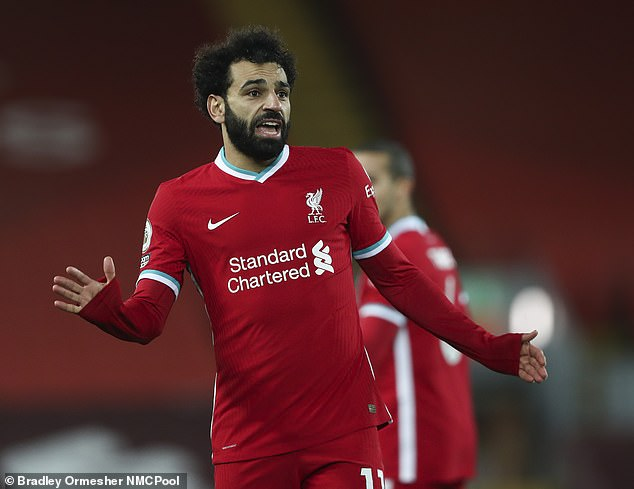 Salah has repeatedly refused to rule out leaving Anfield for Barcelona or Real Madrid
