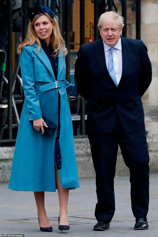 Despite his £150,000-a-year salary as Prime Minister, he is said to struggle to make ends meet as a result of losing an estimated £250,000 a year from his journalistic career as well as an expensive divorce with ex-wife Marina