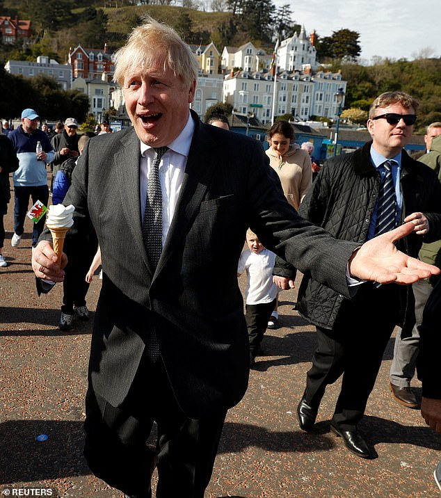 All his life Boris Johnson has cut corners, ignored rules and flouted convention, both in his private and his professional life