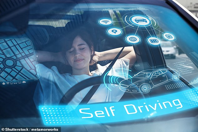 To me, all this fuss about autonomy is simply the latest chapter in the long history of our on-off flirtation with automation. Fully automated transport systems are not new ¿ but they have rarely overwhelmed the resistance of consumer psychology (stock image)