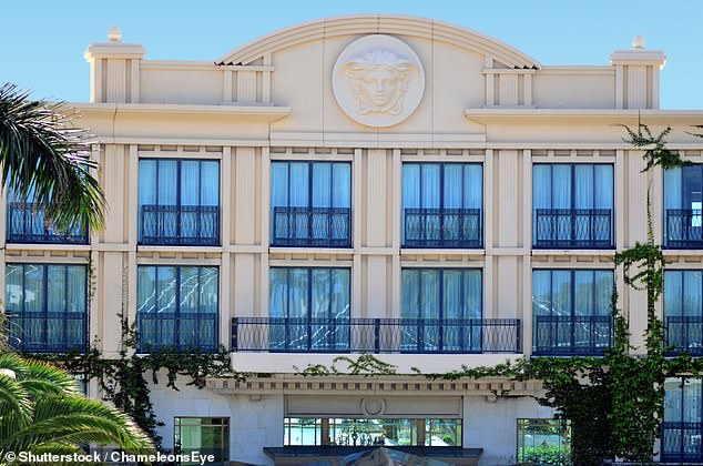 The Palazzo Versace on the Gold Coast was the first fashion-branded hotel in the world