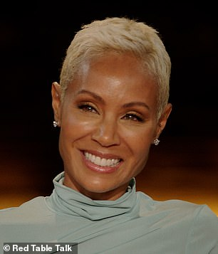 "Jada Pinkett-Smith said: 'When you were like, ""Hey, this is my get down."" I was like, ""I totally get it""'"