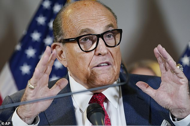 The federal investigation centers on whether Rudy Giuliani, who was Donald Trump 's personal attorney, acted as an unregistered federal agent and lobbied the Trump administration in 2019 on behalf of Ukrainian officials and oligarchs