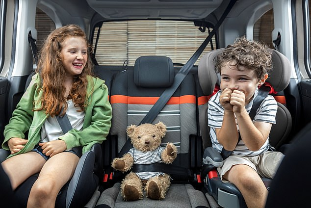 Citroen's Berlingo from £24,265 to £28,895 is more of a modified van and compared to the five-seater version is 35 cm longer but £2,000 more expensive.